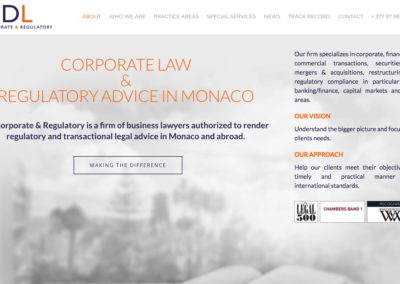 Delforge Law – Corporate & Regulatory
